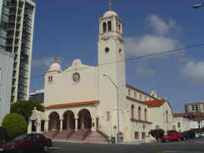 Churches in the Downtown San Diego area